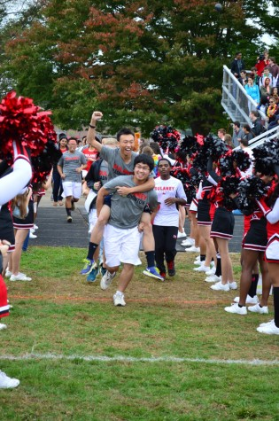 Pep Rally ignites spirit