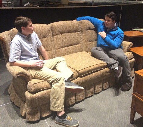 Juxtaposition: Michael and Brady