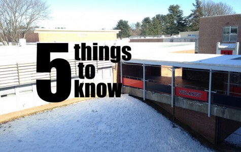 5 Things to Know: Week of Jan. 9