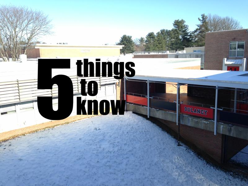 5 Things to Know: Week of 2.23.15