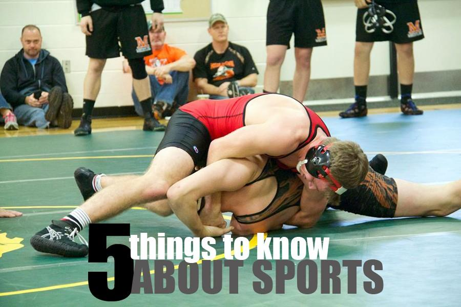 5 Things to Know in Sports