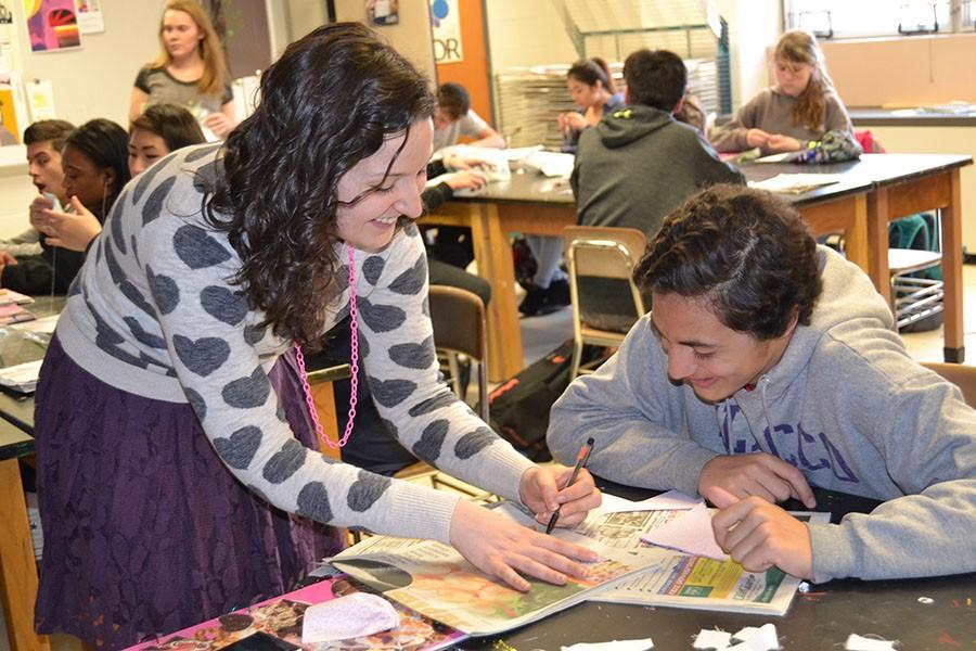 Student-teacher connections prove memorable