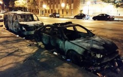 VIDEO REPORT: Students react to Baltimore riots