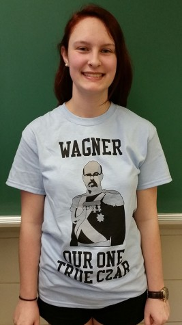 Wagner enthusiasts create AP Euro shirt