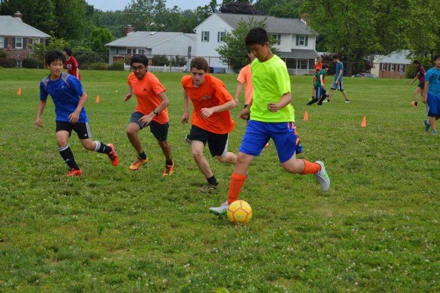 Charity soccer tournament raises over $2,000