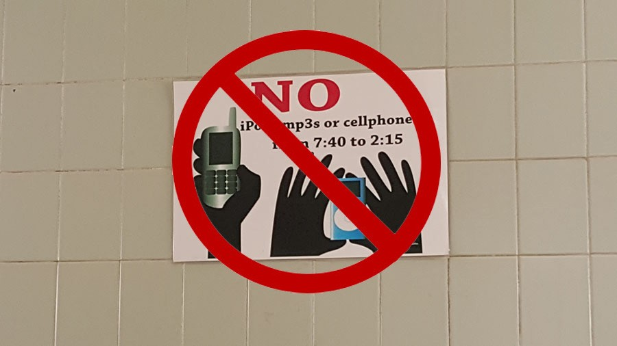 Cell phone policy sees alterations
