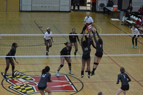 Varsity volleyball falls to Northwest at state championships