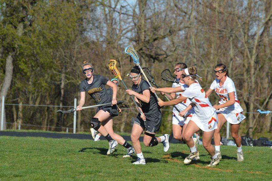 Girls varsity lacrosse seeks to extend winning streak