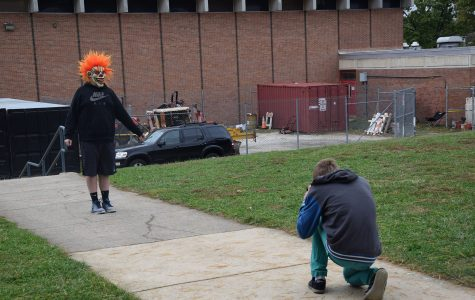 Scene at Dulaney: Photo students unveil powers