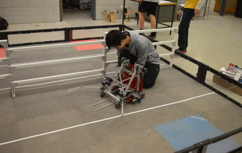 Scene at Dulaney: STEM students win