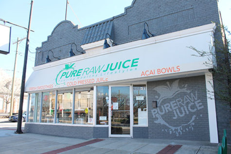 Juice bar energizes with natural alternatives