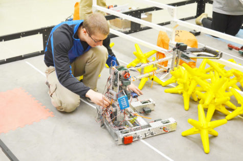 Scene at Dulaney: STEM students win