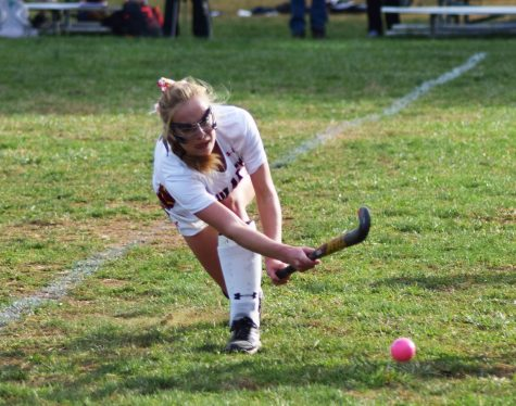 Varsity field hockey's quest ends in state semifinal game