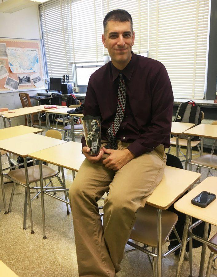 Teacher Tidbit: Tom Maranville