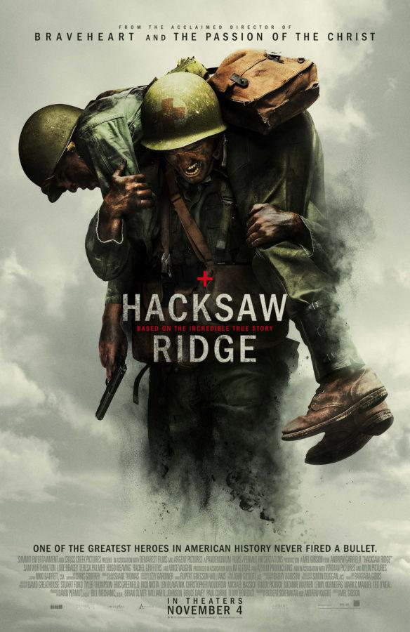 Hacksaw ridge photo reproduced by permission of
