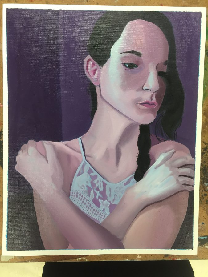 Artist Among Us: Joslyn Lapinski