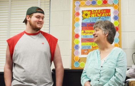 Teacher inspires senior's winning essay