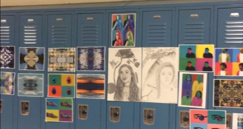 Art In The Halls