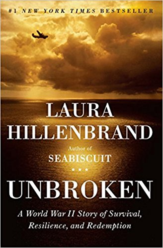 The story of 'Unbroken' resolve