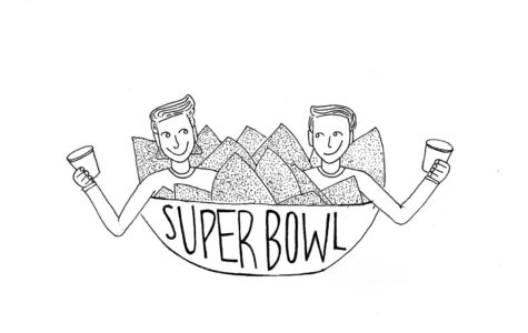 Superficial-bowl Sunday