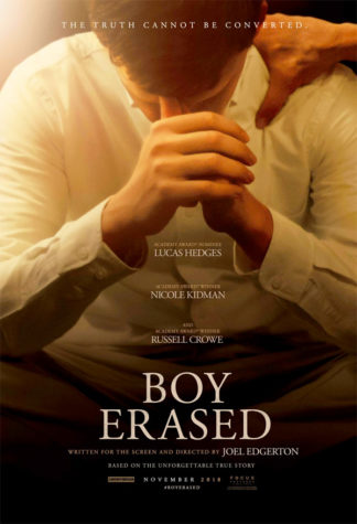 """Boy Erased"" illuminates a stifled struggle"