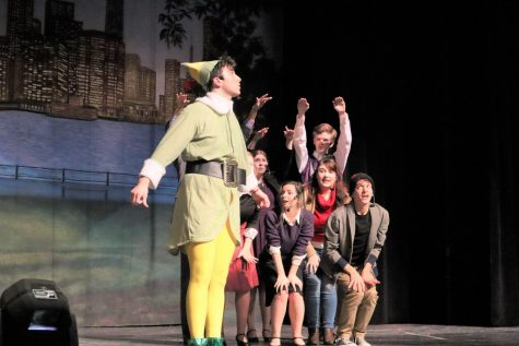 Dulaney Theatre Company spread holiday cheer