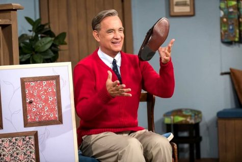 Mister Rodgers brings another new day
