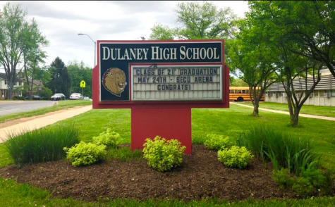 Dulaney Rises to COVID Challenges