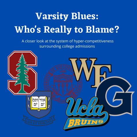 Varsity Blues: Whos Really to Blame?